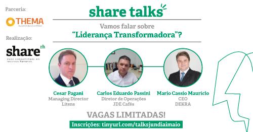 share talks